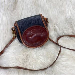 Vintage Dooney & Brooke Mini Duck Crossbody bag